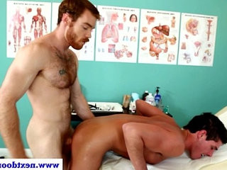 Ginger amateur nurse drills his patients tight butthole | amateur  anal top  tight movie