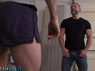 Muscly hung men jerk off | bigcock   hung hq   jerking   mens