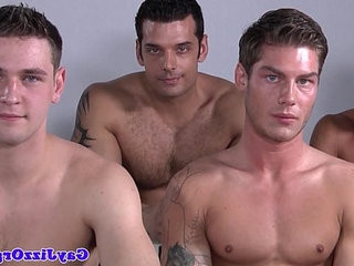 Male model orgy after some pro posing | facial top   males   models   orgy tube   some