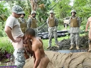 Military shower videos gay Jungle penetrate fest | gays tube   military   shower