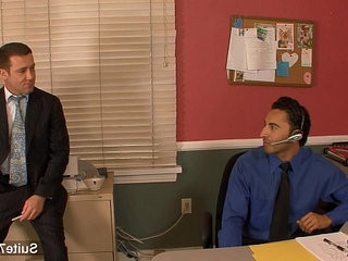 Amazing gay fucking butts in the office | amazing   fucking   gays tube   office
