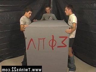 Gay porn This time frat twinks Nick Angels, Braden Fox and Jesse | gay frat  gays tube
