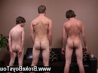 Twink sex Sliding down onto his knees, Kodi tilted his face up | face   group film   twinks
