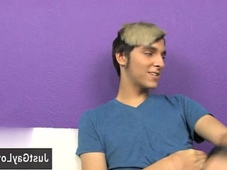 Twink video Rany Silva is a lean blond lad thats home alone. | blonde  hairy guy  homemade  twinks