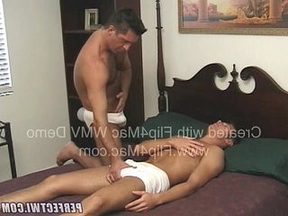 Horny Dad and Sleepy Son | daddy  horny