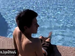Gay video Tommie Reed emerges every day to tidy the pools. | emos hot  gays tube