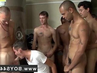 Hardcore gay Wild, Wilder... Bukkake with Cody Ryder! | bukkake  gays tube  hardcore  interracial  wild guy