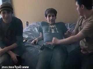 Teenage gay boy sex Fortunately for them, theyve got a straight guy | boys  gays tube  shaved  straight  teenage