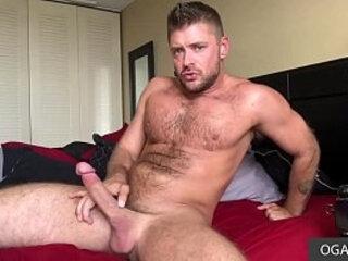 Handsome Jack Andy masturbates for good   handsome