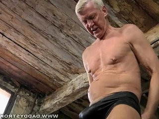 Hung Daddy Loves Pain | bigcock  daddy  hung hq  loving