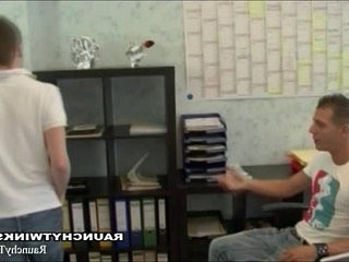 Two Horny Office Break Ass Fucking   ass collection  fucking  horny  office  twinks  two movie