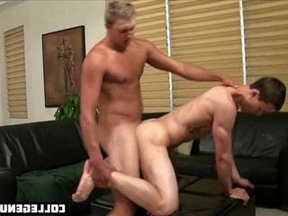 Young student lets his teacher fuck his tight asshole | asshole  college  fucking  student  teacher  tight movie