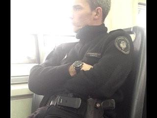 Segunda Parte de Paquete de Poicia en Tren | uniform