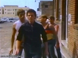 Vintage Gay Action On City Streets | action   forced   gays tube