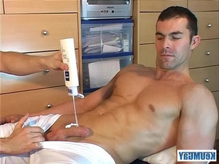 French straight guy, Nicolas serviced! get wanked his huge cock ! | cocks   cumshots   huge gay   straight   wanking