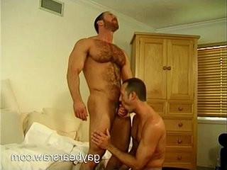 Big hairy gay bear with skinny hunk | bears best  big porn  cums  gays tube  hairy guy  hunks best