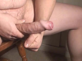 Fat cock slow motion moves | bigcock   cocks   fat tube