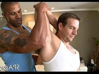 Superlatively good homo massage | homosexual  massage